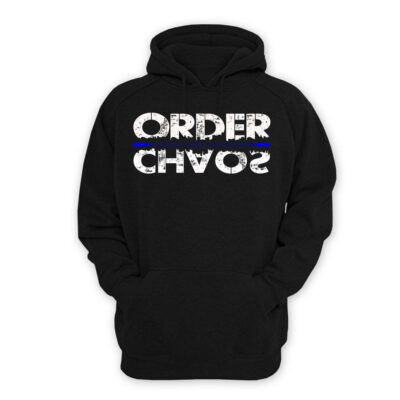 Order Over Chaos Hoodie