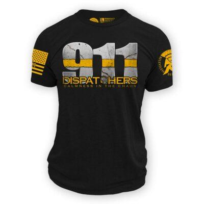 911 Dispatchers Calm in Chaos Shirt