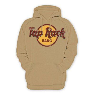 tap rack bang hoodie