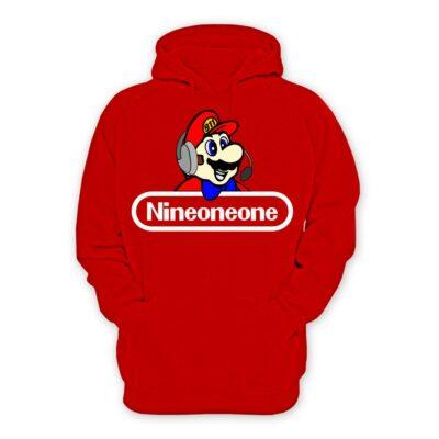 NINEONEONE HOODIE
