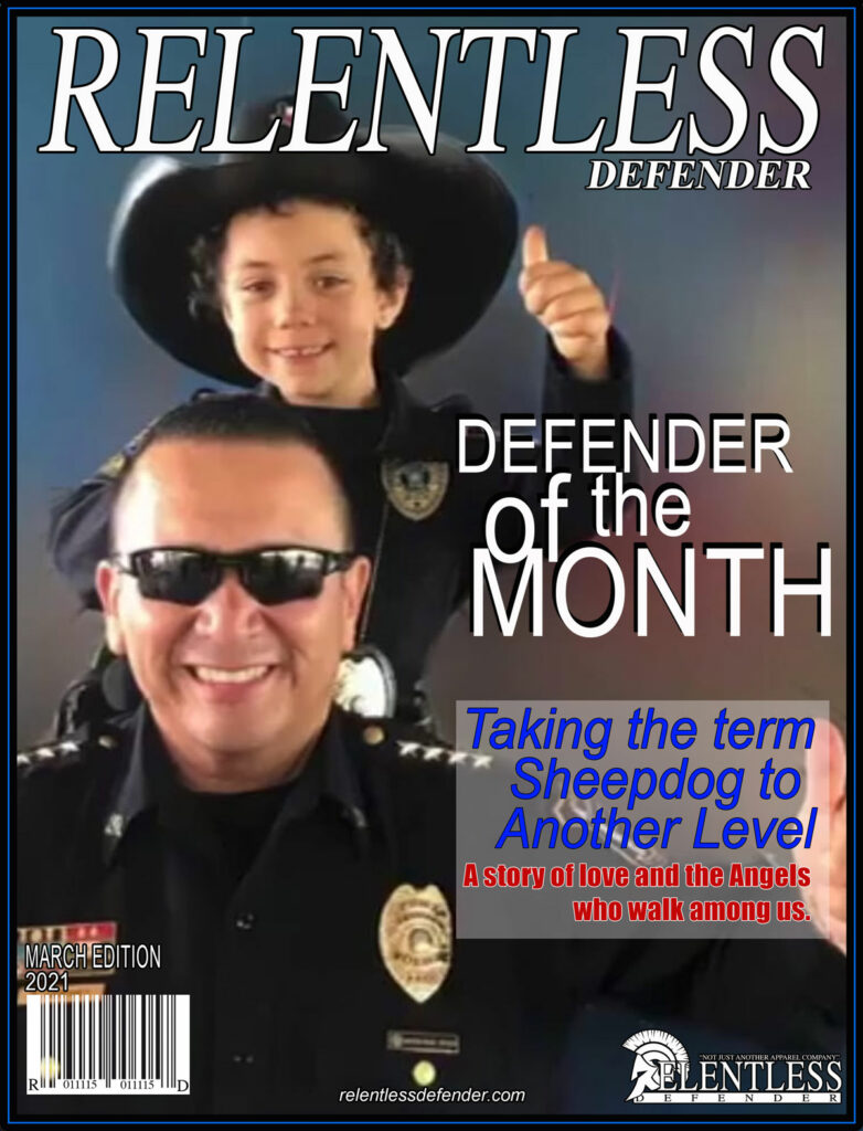 Defender of the Month - March 2021