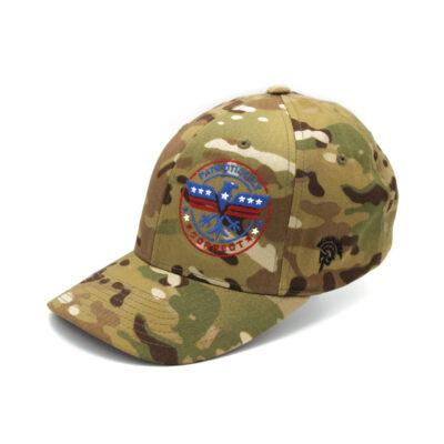 Patriotically Correct Multicam Hat
