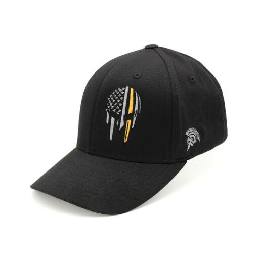 Thin Gold Line Spartan Defender Hat