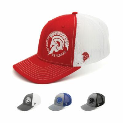 Relentless Defender Circle Logo Hat