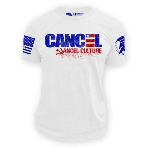 Cancel Culture Relentless Defender Tee