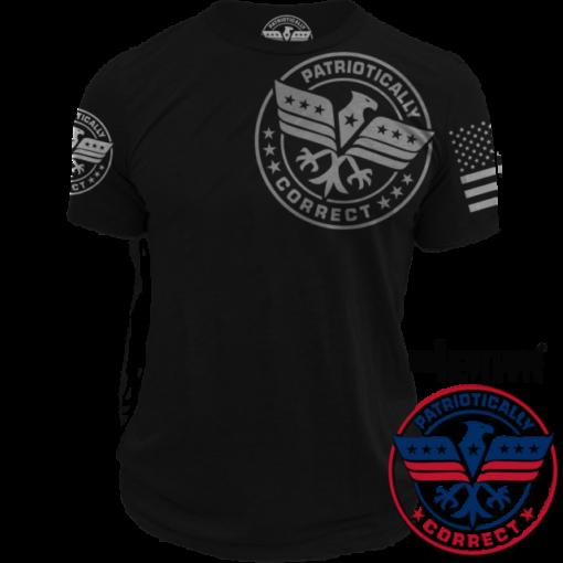 Relentless-Defender-Patriotically_Logo_Shirt_Black