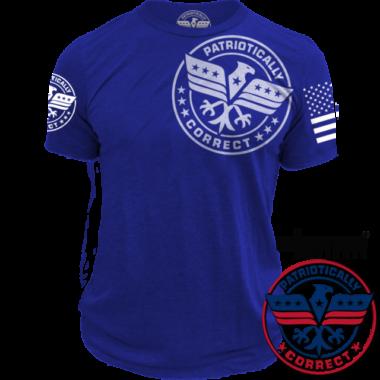 Relentless-Defender-Patriotically_Logo_Shirt_Blue